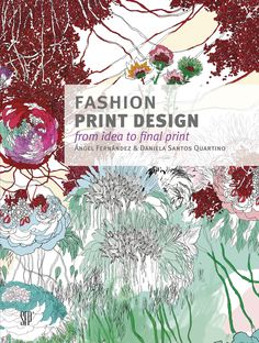 Fashion Print Design - 19 Textile Books to Give & Get | surfacedesign.org