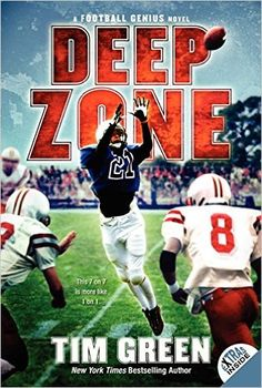 Deep Zone (Football Genius): Tim Green: 9780062012456: Amazon.com: Books