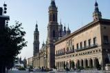Basilica del Pilar Zaragosa Spain