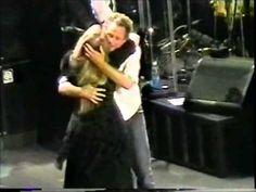 Slow dancing at Madison Square Garden, 2003 Buckingham Nicks, Stevie Nicks Fleetwood Mac, Madison Square Garden, Photo Credit, Love Story, Music Videos, Have Fun, Interview, Dance