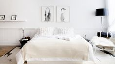 Perfect white bedroom furniture