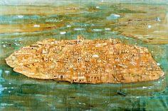 Bomb Island.  Peter Doig
