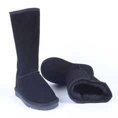 31.14$  Know more - http://ai7ml.worlditems.win/all/product.php?id=628412469 - 3.28 Sale Price 35-43 big size genuine leather high tall boots winter 2016 suede genuine leather winter warm snow boots 4 color