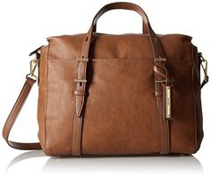 Women's Top-Handle Handbags - Nine West Call Of The Wild Satchel Bag TobaccoTobacco One Size *** Check out this great product.