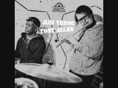 Darker Side Of Night (Jimi Tenor - Tony Allen)
