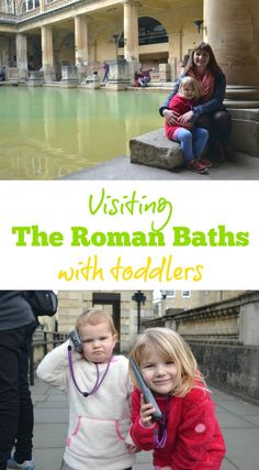 On the face of it visiting the Roman Baths with toddlers is probably a bad idea, but we didn't let that stop us during a weekend in the UNESCO city of Bath