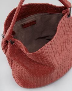 24a1c2fd13 Bottega Veneta Veneta Woven Bucket Bag Bucket Bag