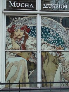 Mucha Museum, Prague  http://www.tripadvisor.com/Attraction_Review-g274707-d276151-Reviews-Mucha_Museum-Prague_Bohemia.html