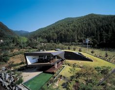 Villa Topoject by AND (Gyeonggido; South Korea)