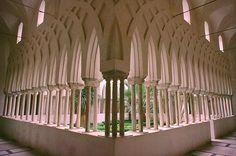 Amalfi - Chiostro del paradiso - Duomo di Amalfi
