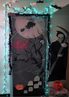 decorate your dorm door