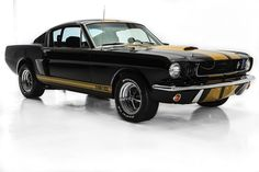 The Oldie But Goodie — utwo: 1966 Ford Mustang Fastback © admcars