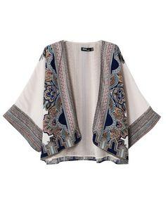 smart cool kimono