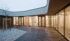 KI(ndergarten) T(ernitz), Visionary kindergarten opens design Exterior 1