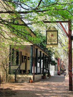 Old Salem Museums & Gardens, Winston Salem, NC
