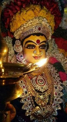 Navratri Puja will help you overcome all your negativities. Flourish with wealth on this Navratri by offering Homam to Lakshmi, Saraswathi & Durga. Lord Durga, Durga Ji, Saraswati Goddess, Goddess Lakshmi, Lord Shiva, Lord Vishnu, Shri Hanuman, Shree Krishna, Radhe Krishna