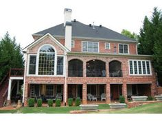 SOLD! Laurel Springs on Golf Course 7 bed/6.5 bath home - Wow Factor! Offered at $749,000. Brand new carpet/paint.