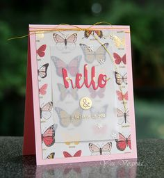 i believe in you by Virginia Lu using the Simon Says Stamp October 2015 card kit.