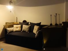 Sofa, Couch, Pebble Beach, Room Themes, Rhodes, Second Floor, Greece, Two By Two, Living Room