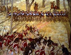 Battle of Cowpens by Charles McBarron -