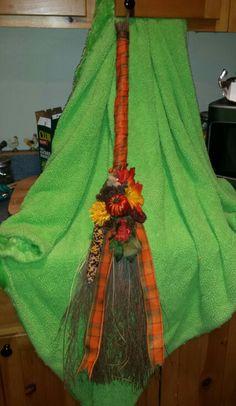 Cinnamon brooms!