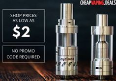 Eciggity Blowout: Prices As Low As $2.00