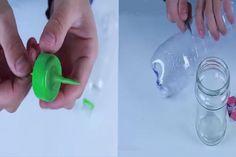 8 astuces surprenantes à réaliser à partir de bouteilles de plastique!