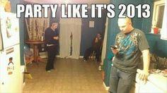 Party Like It Is 2013