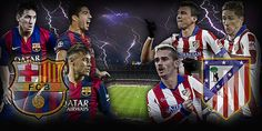 Barcelona vs Atletico Madrid Copa Del Rey 2017 Semi-final Match Stats, Commentary and Match Preview   - http://www.tsmplug.com/football/barcelona-vs-atletico-madrid-copa-del-rey-2017-semi-final-match-stats-commentary-and-match-preview/