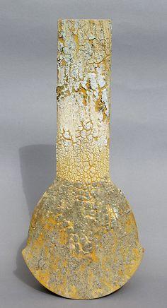 Ceramic form by Gene Scotten.