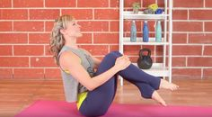 You can do this pilates based ab workout anytime, anywhere. All you need is 10 minutes and a yoga mat.
