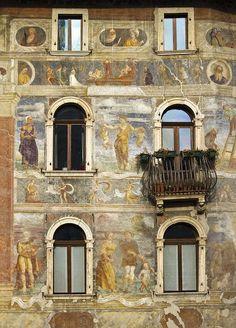 ♔ Piazza del Duomo ~ Trento ~ Italy