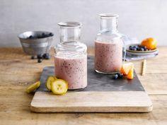 Alpro | Resepti-ideoita | The Berry White Almond Smoothie
