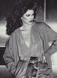 Gia Carangi by Chris von Wangenheim, 1979