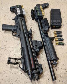 12 Gauge Beast's @keltecweapons KSG and @mossbergcorp 500 💥💥💥💥💥💥💥🔫 #shotgun #12gauge #knockknock #breacher #defender #bomb #mossberg500… Weapons Guns, Guns And Ammo, Rifles, Firearms, Shotguns, Tactical Shotgun, Tactical Gear, Templer, Submachine Gun