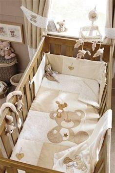 Next Little Bear Bed In A Bag Set Baby Nursery Teddy