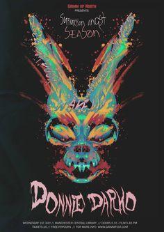 Resultado de imagem para donnie darko poster