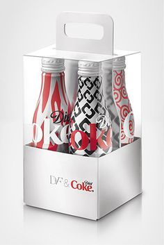 Diet Coke Limited Edition Collection by Diane von Furstenberg-Buy Me these!