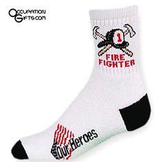 Fire Fighter Socks