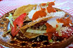 Mexican Food (fish tacos) Sierra Gorda, Mexico April, 2015 ESLVentures.com