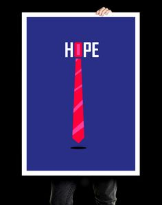 Hope by viraj nemlekar, via Behance