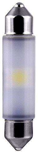 Philips 43mm festoon Bright White Interior Vision LED light, 1 Pack