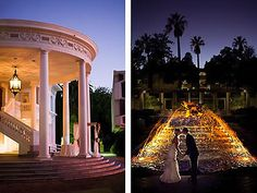 Ambassador Auditorium And Fowler Garden Pasadena Wedding Location