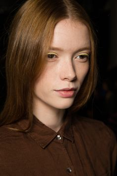 Christian Dior Spring 2015 Ready-to-Wear Fashion Show Beauty