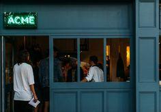 Italian Restaurant ACME Opens in Rushcutters Bay - Broadsheet Sydney - Broadsheet