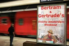 Going on a journey?  Take Agent Bertram with you.  He's a darned good read!