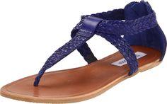 Steve Madden Women's Pressto Ankle-Strap Sandal