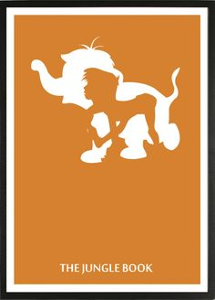 The Jungle Book [Wolfgang Reitherman, «Disney Minimalist Author: David D Disney Movie Posters, Disney Films, Disney Cartoons, Disney Bound, Jungle Book Nursery, Jungle Book Party, Disney Love, Disney Magic, Disney Art