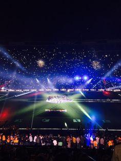 FC Barcelona 2014-2015 Triple Crown Celebration