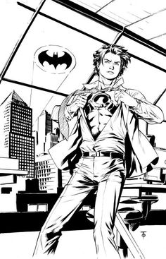 Tim Drake Robin by Marcus To I Am Batman, Batman Comics, Batman Robin, Dc Comics, Batman Story, Batwoman, Nightwing, Batgirl, Tim Drake Red Robin